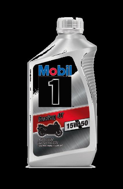 Mobil 1 Racing™ 4T 15W-50