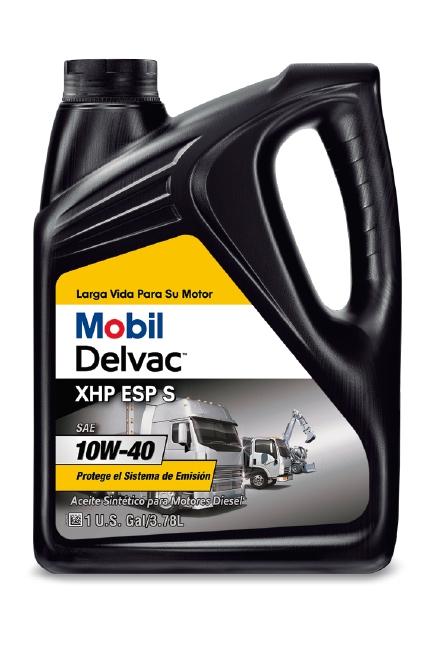 Mobil Delvac XHP™ ESP 10W40