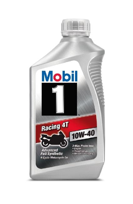 Mobil 1™ Racing 4T 10W-40