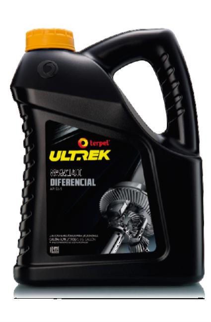 TERPEL ULTREK DIFERENCIALES 85W140