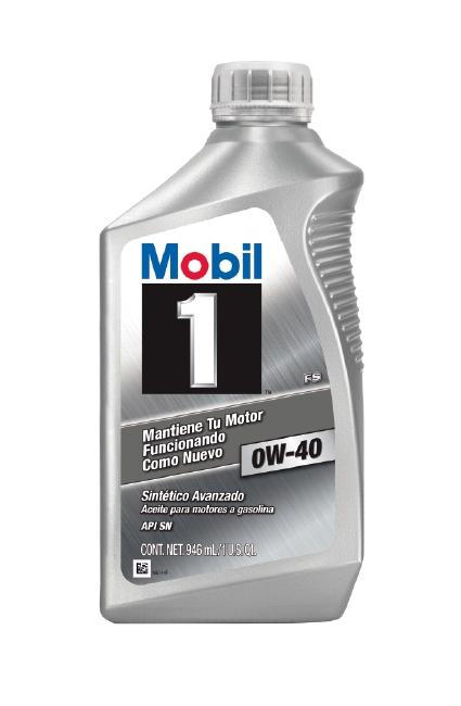 Mobil 1™ 0W-40
